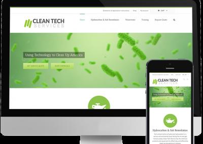 Clean Tech Services